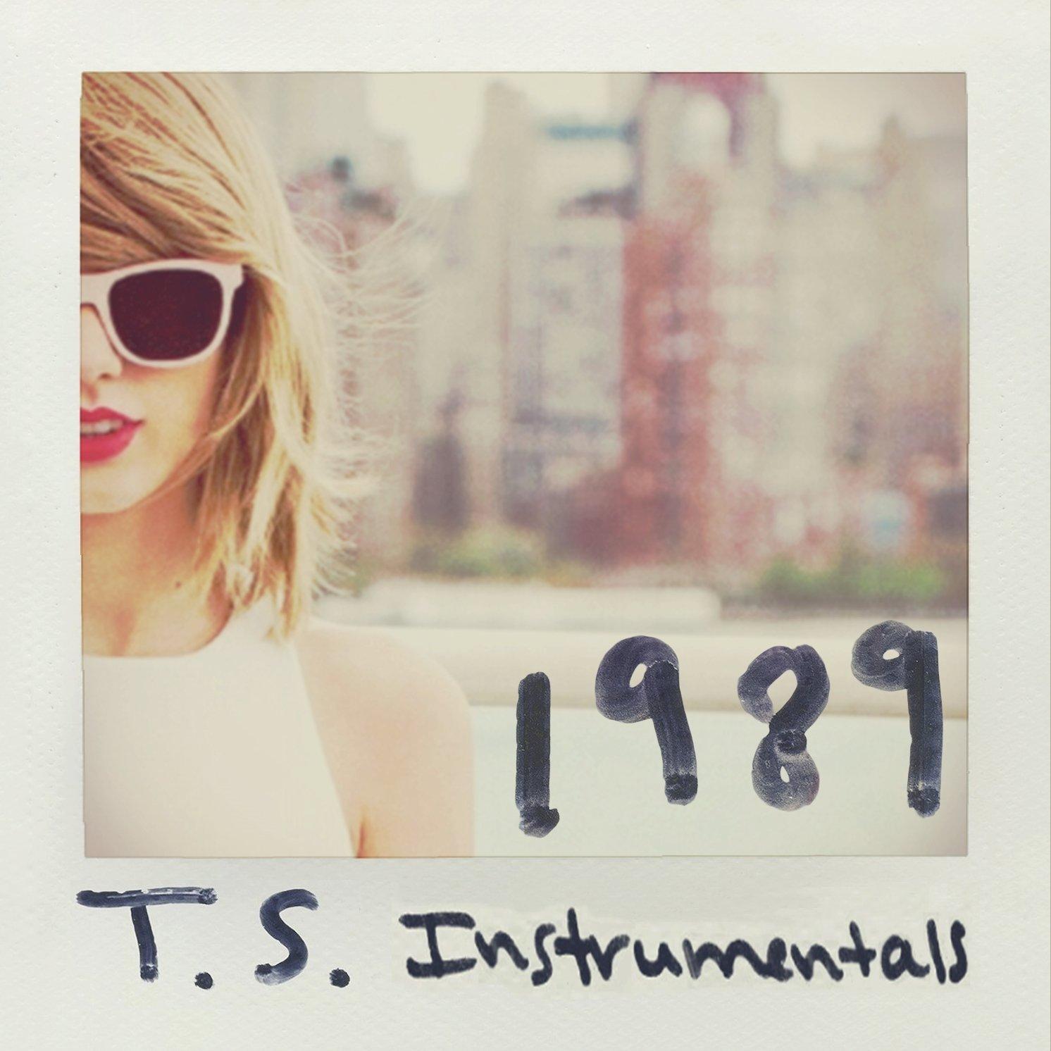 Taylor Swift 1989 Instrumentals By Sadbchx On Deviantart