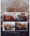 broken glass: texture pack