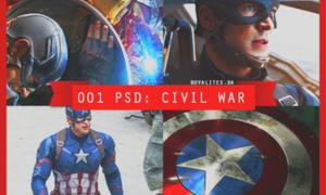 001 PSD: civil war