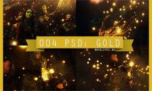 004 PSD: gold