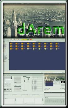 dArem noG - GTK Theme