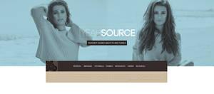 Lea Michele Header PSD