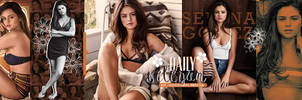 + Selena Gomez Header PSD by oursheartsps