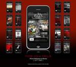 NIN iPhone Wallpapers set 1