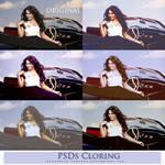 PSDs Cloring 5