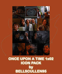 once upon a time 1x02 icon pack
