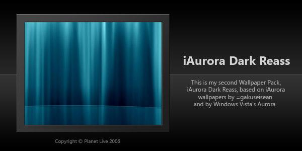 iAurora Dark Reass by planetlive