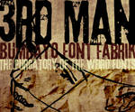 Font '3rd Man'