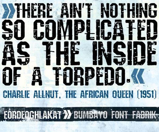 """Font """"Eordeoghlakat"""" by bumbayo"""
