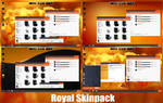 Royal Skin pack For Windows 7/8/8.1