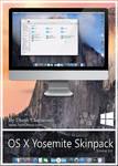 Mac OS X Yosemite Skinpack v2 For Windows 8/8.1/7