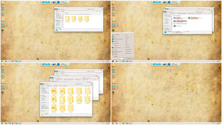 Skinpack Old Style For Windows 7/8.1/10