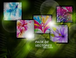 Pack de vectores by Iwillshine