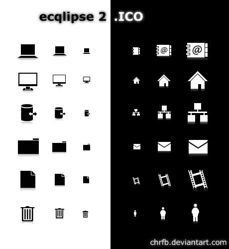 ecqlipse 2 '.ico' by chrfb
