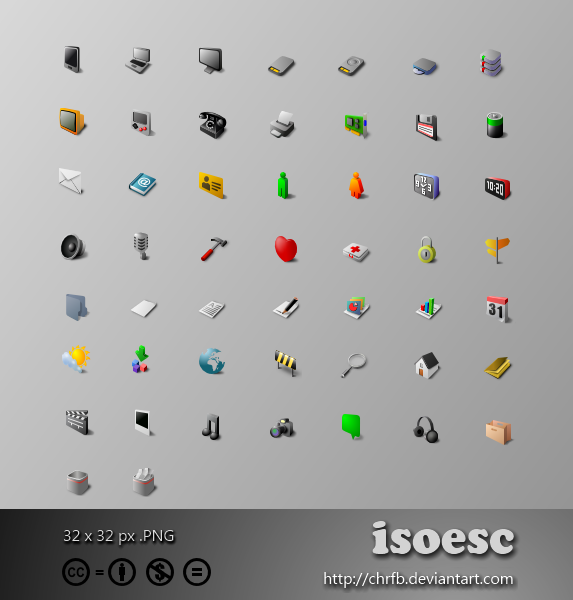 isoesc by chrfb