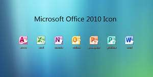 icon office 2010