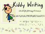 Kiddy Writing by Pippy-Stock