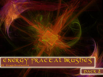 energy fractal brushes pack 2 by SvagoProduction