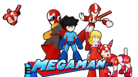 Megaman Collection (MMD DL)