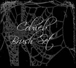 Cobweb Brush Set