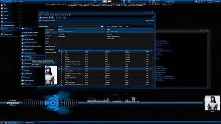 LaGaDesk-BlueNight-GTK 1.0.1