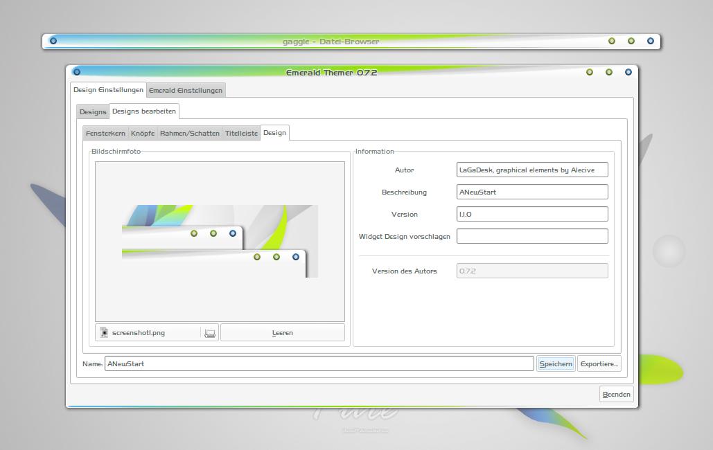 ANewStart-Emerald 1.1.0