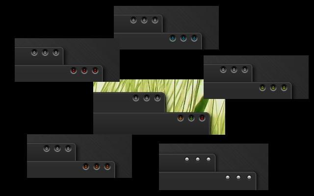 LaGaDesk-N12-Emerald themes by LaGaDesk