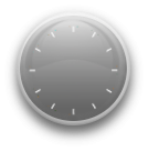 Clock face for conky sample 2 by LaGaDesk