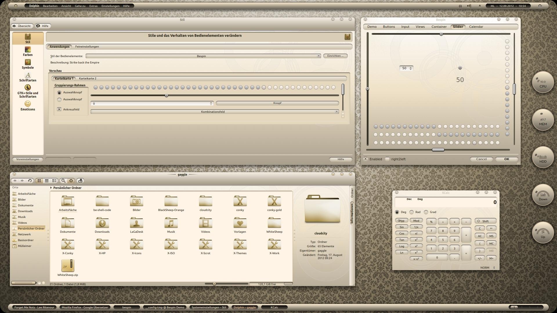 BE::WhiteSheep ver. 1.1 by LaGaDesk