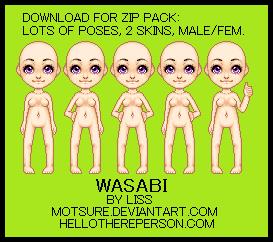 BASE :: Wasabi