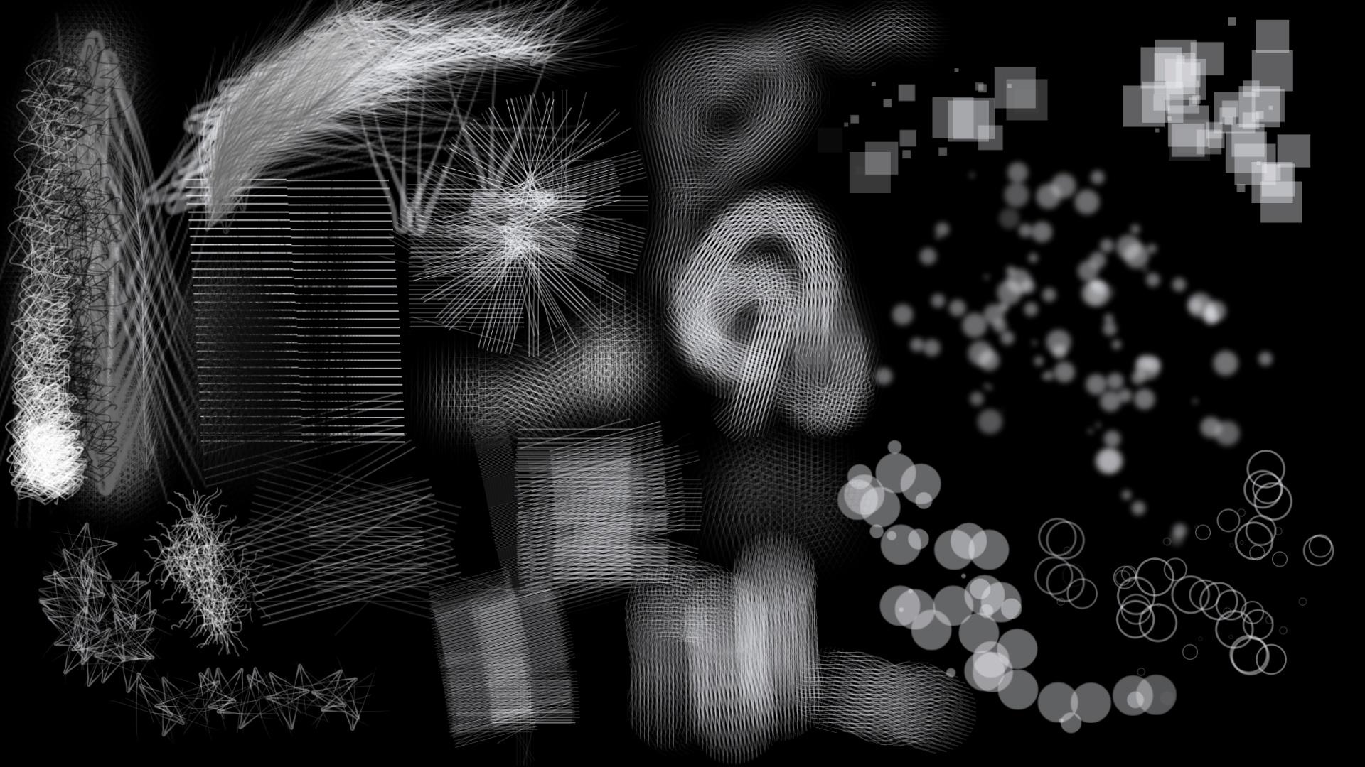 More GIMP brushes
