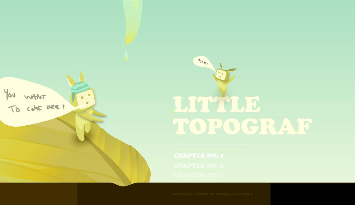 Introducing little Topograf by imrik