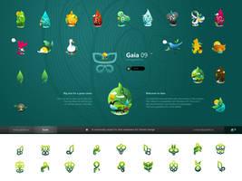 Gaia 09 Icons