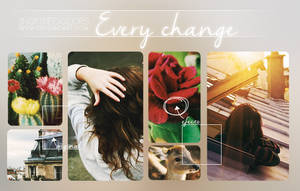 Every Change .PSD by Inspirecolors