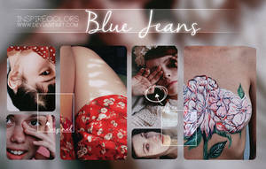Blue Jeans.PSD by Inspirecolors