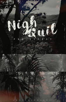 NighQuil - PSD
