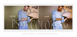 Psd coloring 05 by coleno
