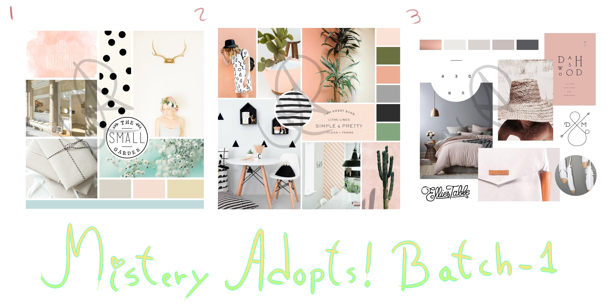 Mistery Moodboard adopts 1