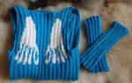 Rinoa Heartilly duster - free knitting pattern