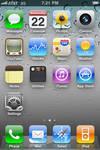 iPhone 3Gs iOS 4 App Icons