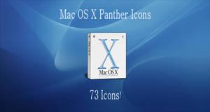 Mac OS X Panther Icons by xXmatt69Xx1