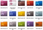 STOCK Adobe CS5 Folder Icons