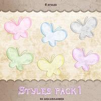 Styles pack1 by anacarolgomes