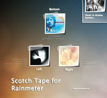 Scotch Tape for Rainmeter v1.2 by KreDoc