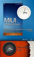 MIUI Analog Clock