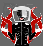   Fanart   Echoneki (Tokyo Ghoul x Vocaloid)