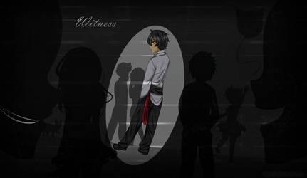 Broken Children: Witness by CuteNikeChan
