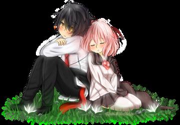 Rest by CuteNikeChan