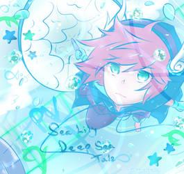 Sea Lily Deep Sea Tale by CuteNikeChan