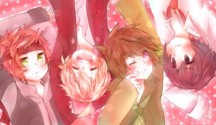 Pink! by CuteNikeChan